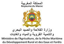 Ministère de l'Agriculture, de la Pêche Maritime, du Développement Rural et des Eaux et Forêts Département de la Pêche Maritime